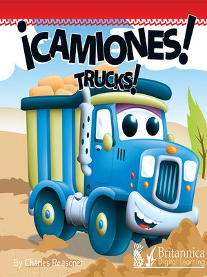 cover image of Camiones (Trucks)